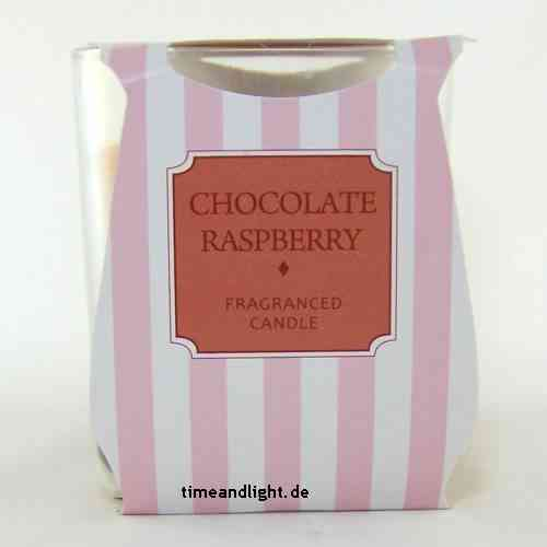 Duftkerze Chocolate Raspberry